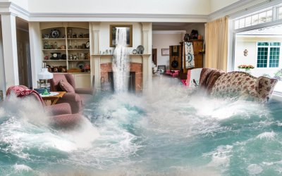 Home Water Damage & How to Deal With It