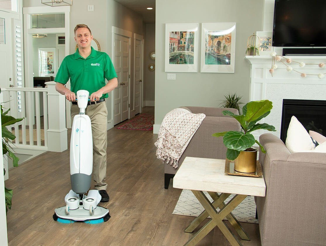 Chem dry wood floor cleaning in lafayette