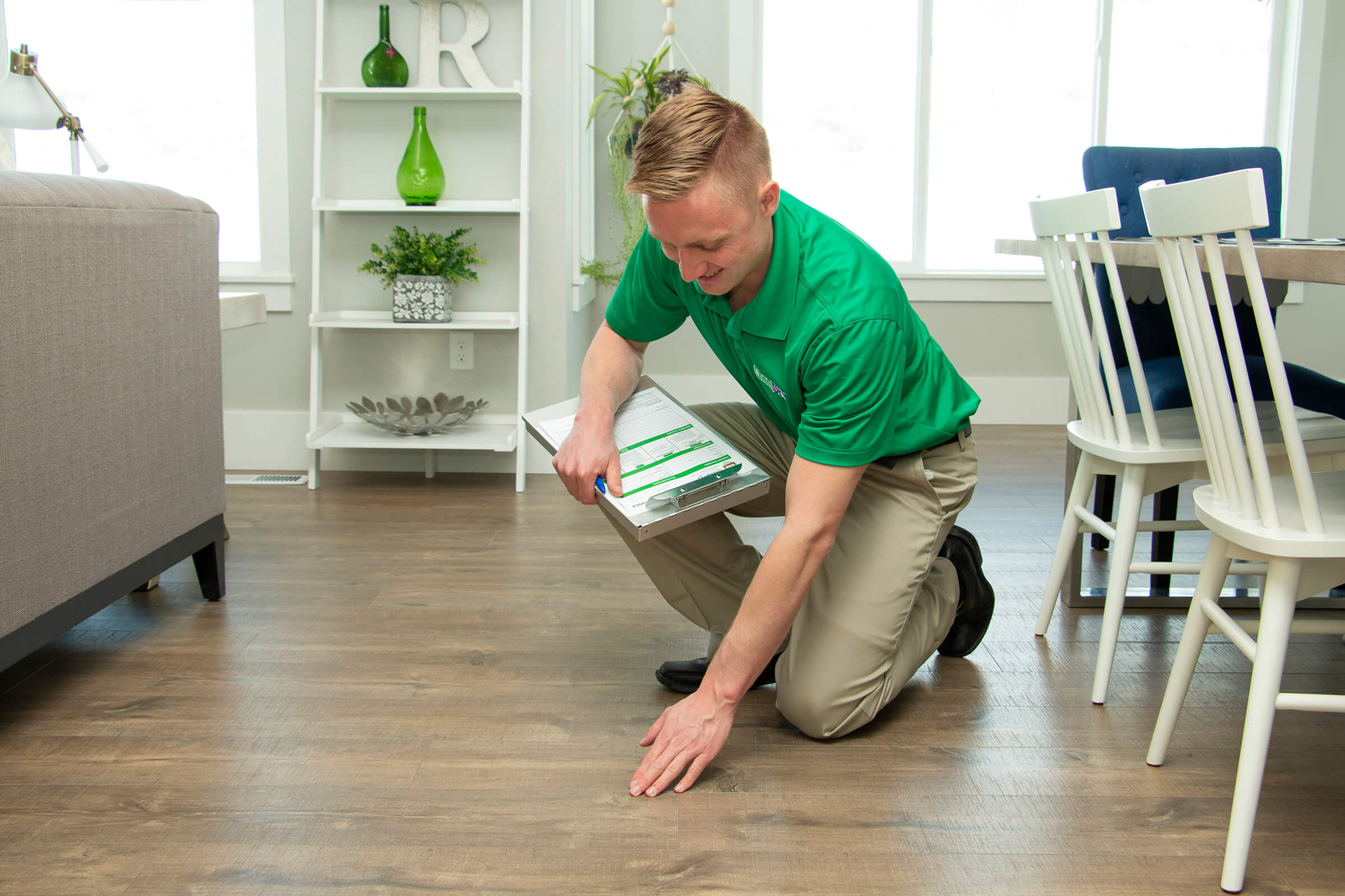 hardwood floor cleaning in lafayette