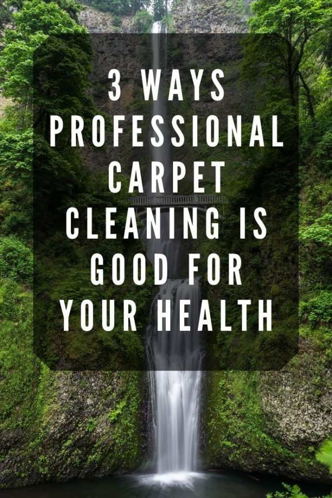 healthy professional cleaning